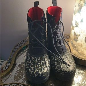 Sperry top sider boots size 6.5